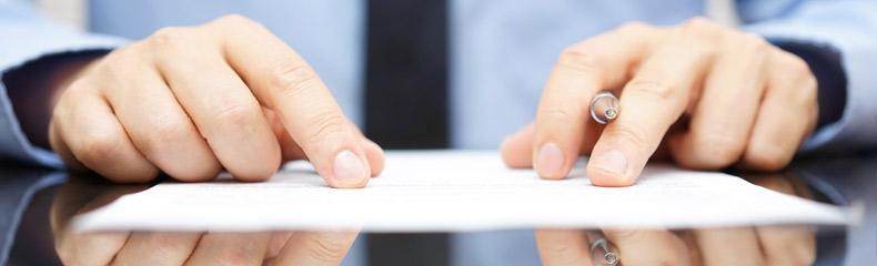 Audit legal et contractuel